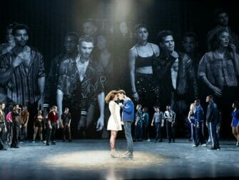 West Side Story on Broadway Tickets Love