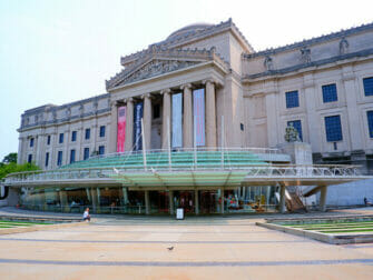 Brooklyn in New York Museum