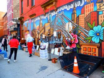 Brooklyn in New York Street