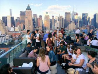Hells Kitchen in New York Nightlife