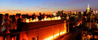New York Nightlife in Uptown or Downtown