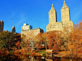 Filming Locations in New York Central Park