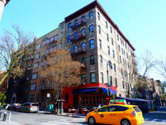 Filming Locations in New York Friends