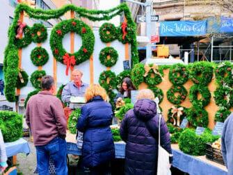 New York Holiday Markets - Union Square Christmas