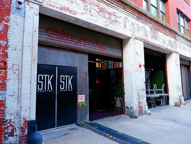 Best Steakhouse in New York STK Food