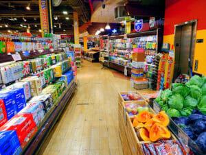 Supermarkets in New York