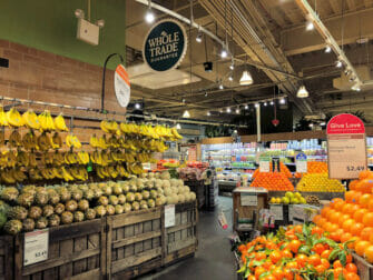 Supermarkets in New York Whole Foods