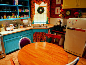 The FRIENDS Experience in New York Monicas Kitchen