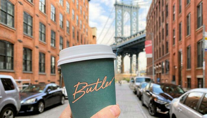 Butler coffee