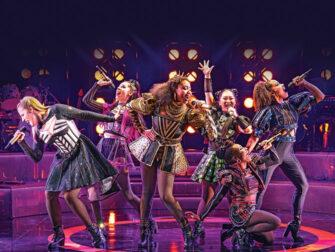 SIX on Broadway Tickets Cast