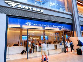 Amtrak New York
