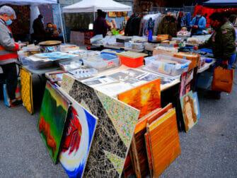 Chelsea Flea Market Manhattan