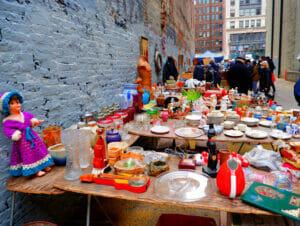 Flea Markets in New York City