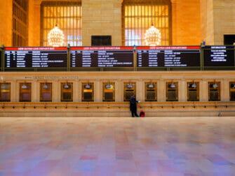 Metro North Railroad in New York Tickets