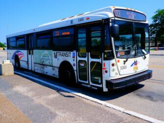 New Jersey Transit in New York NJ Transit Local Bus