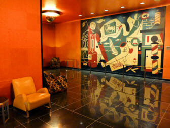 Radio City Music Hall in New York Art Deco