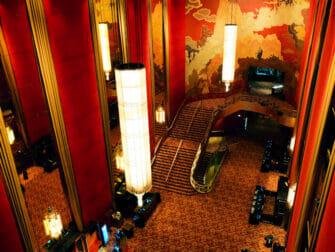 Radio City Music Hall in New York Inside