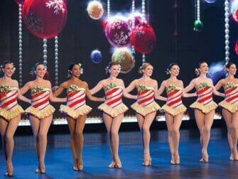 Radio City Music Hall in New York Radio City Christmas Spectacular
