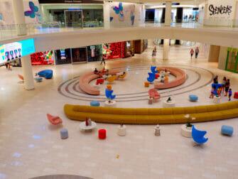 American Dream Mall near New York Stores