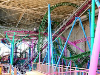 Nickelodeon Universe Amusement Park near New York Tickets - Roller Coaster